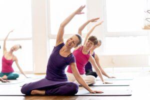 Übungen für die Rückbildung