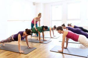Rückbildungsgymnastik Online