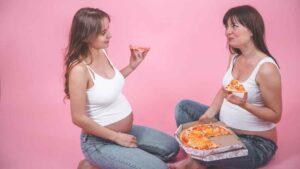 Schwanger Lebensmittel nicht essen